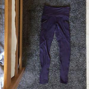 Purple lulu lemon leggings